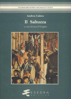 IL 'SALTUZZA' DI ANDREA CALMO