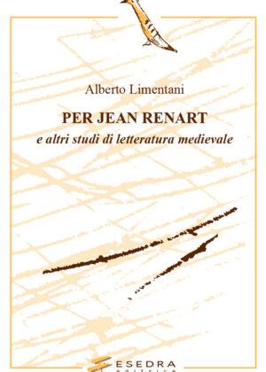 PER JEAN RENART <br>(e altri studi di letteratura medievale)